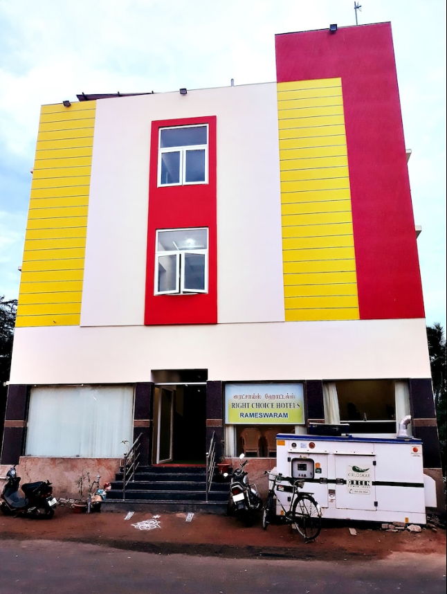 Right Choice Hotel - C5 Eswariamman Kovil Street - Rameswaram Image