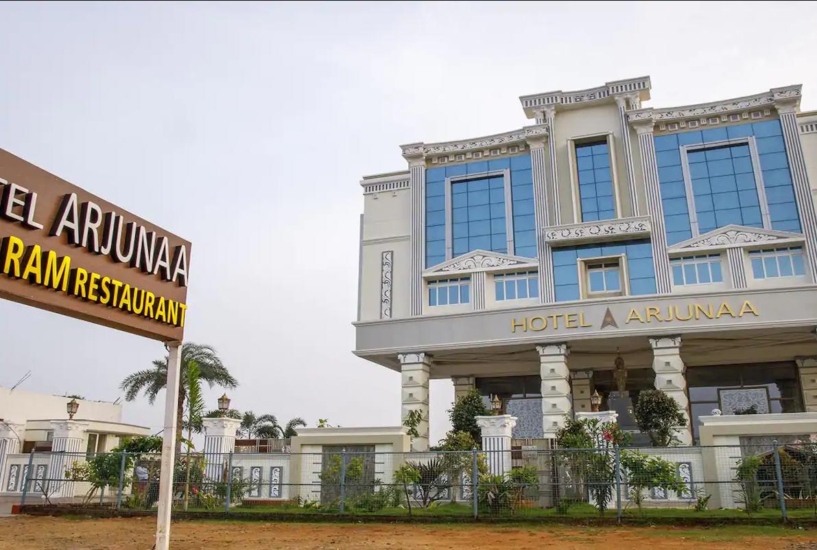 Hotel Arjunaa - Nh 49 Temple Road - Rameswaram Image