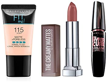 Maybelline New York Prom Queen Makeup Kit - 2 Image