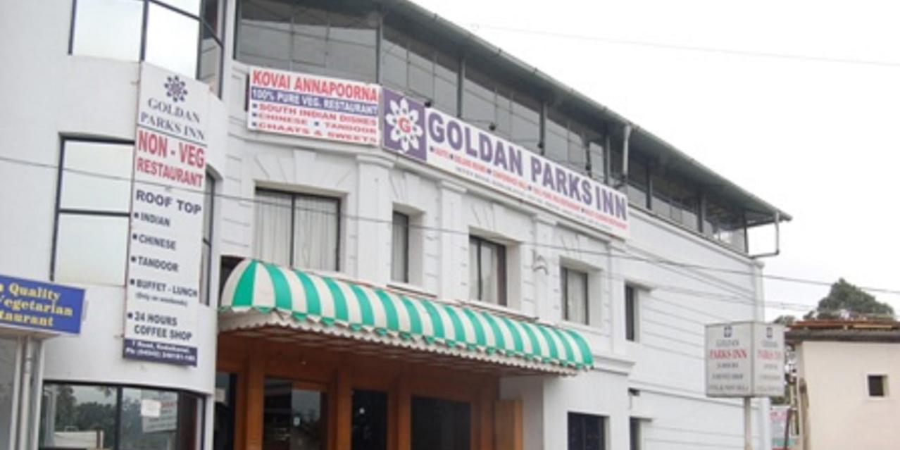 Goldan Parks Inn - Anna Salai - Kodaikanal Image