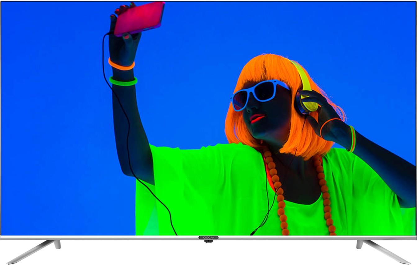 Coocaa (50 inch) Ultra HD (4K) LED Smart TV Image