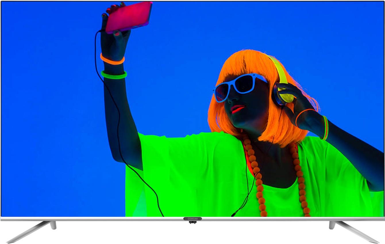 Coocaa (55 inch) Ultra HD (4K) LED Smart TV Image