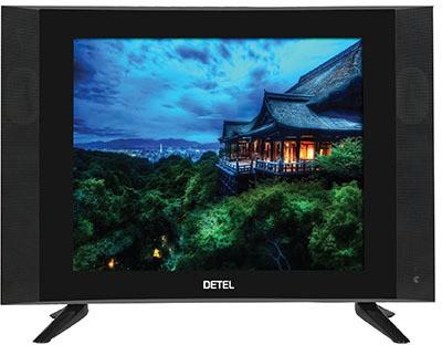 Detel (17 inch) Full HD LED TV Image
