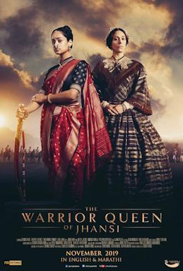 The Warrior Queen of Jhansi Image