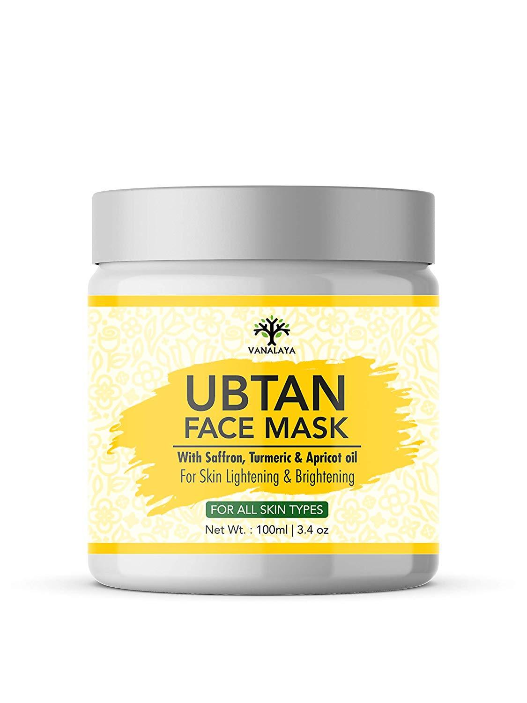 Vanalaya Ubtan Face Mask Image