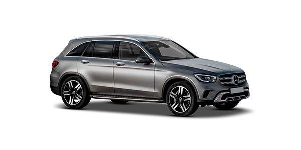Mercedes Benz 2019 GLC 200 4MATIC Image