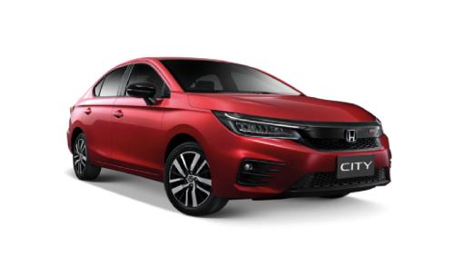 Honda City 2020 Image