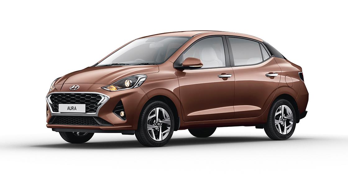 Hyundai Aura 2020 SX Plus AMT Diesel Image