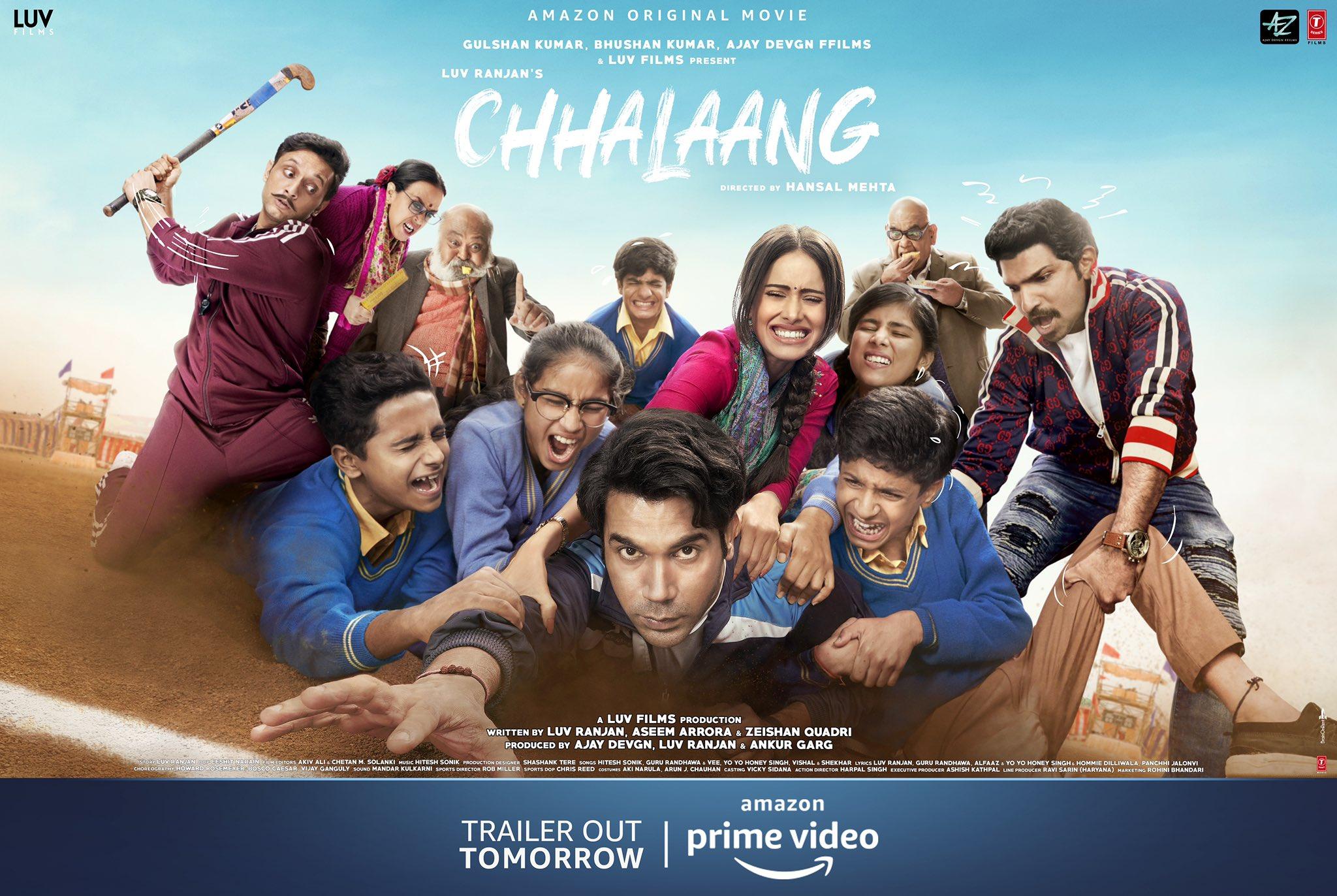 Chhalaang Image