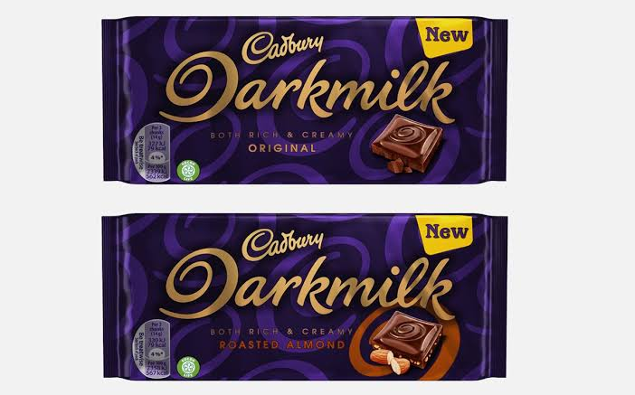 Cadbury Dark Dairy Milk Bar Image