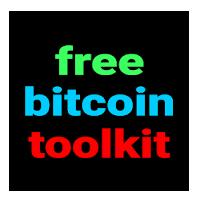 FreeBitcoin Toolkit App Image