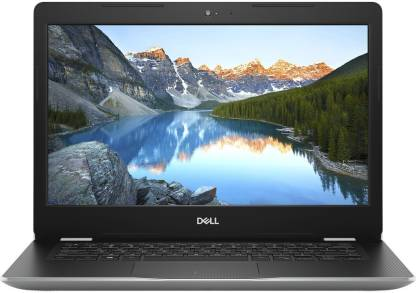 Dell Inspiron 14 3000 Core i3 7th Gen 3481 Laptop Image