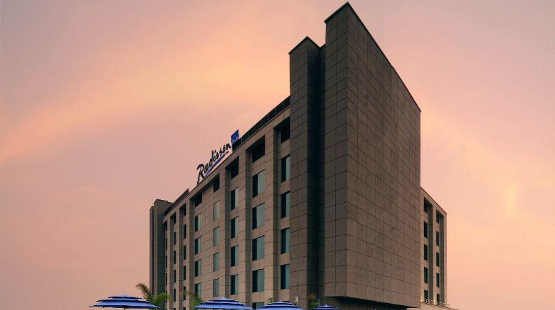 Radisson Blu Hotel - Paschim Vihar - Delhi Image