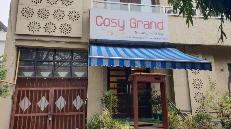 Cosy Grand Hotel - Sector 13 - Delhi Image