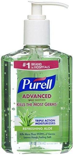 Purell Advanced Hand Sanitizer Image