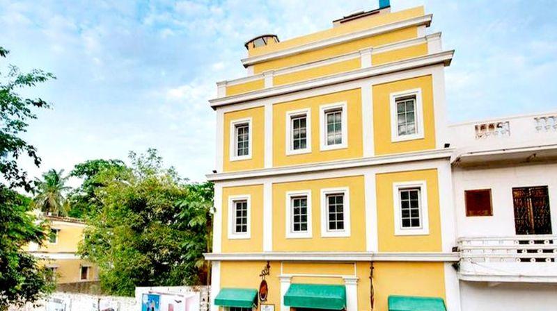 Hotel Richmond, Puducherry Image