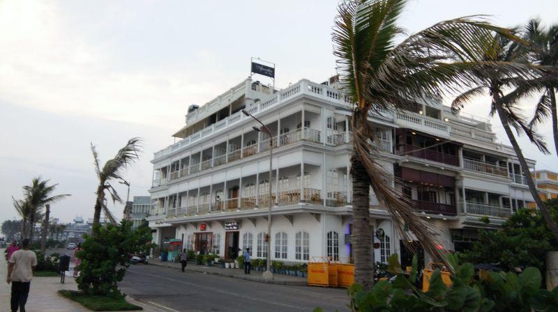 Lotus Bay View Hotel - Pondicherry Image