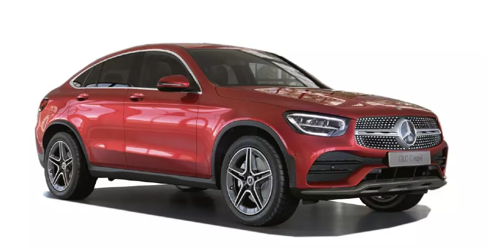 Mercedes-Benz GLC Coupe Image