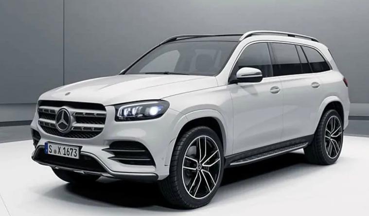 Mercedes-Benz New GLS Image