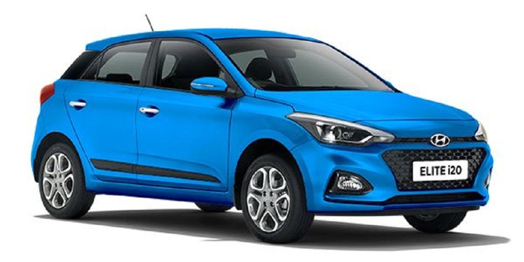 Hyundai New Elite i20 Image