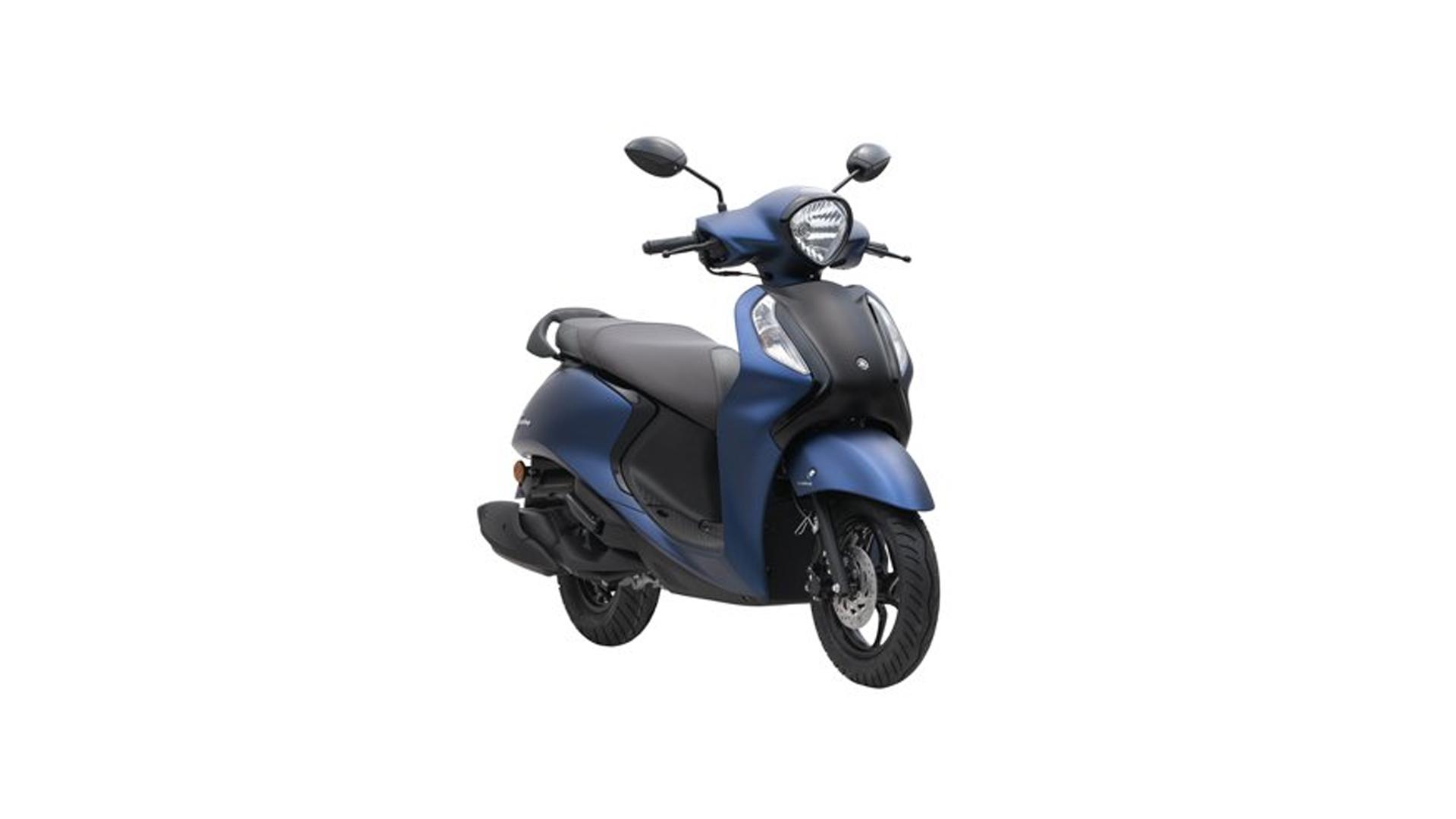 Yamaha Fascino 125 Fi Image