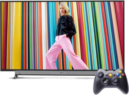 Motorola Smart Android TV with Wireless Gamepad Image