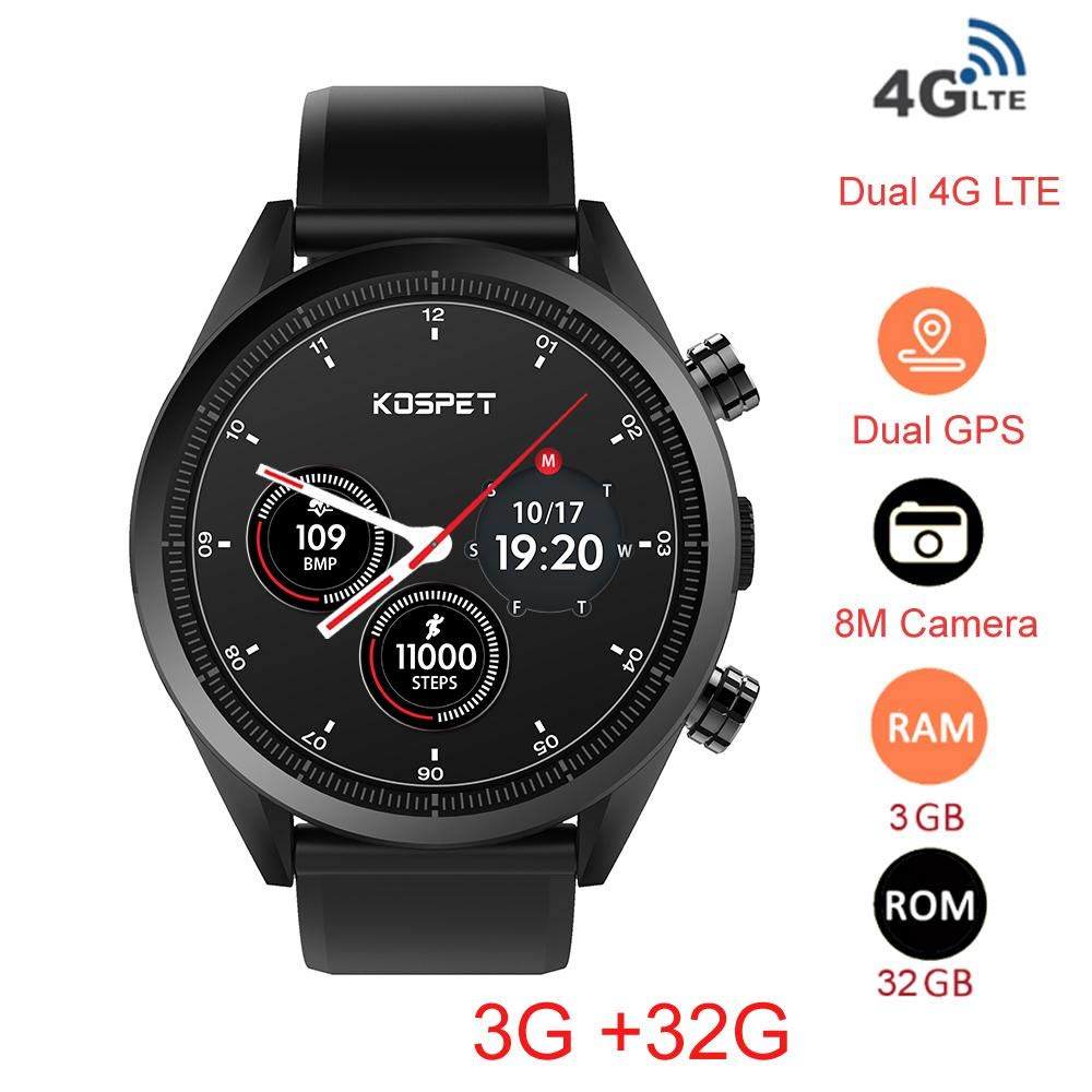 Kospet Hope 4G Smartwatch Image