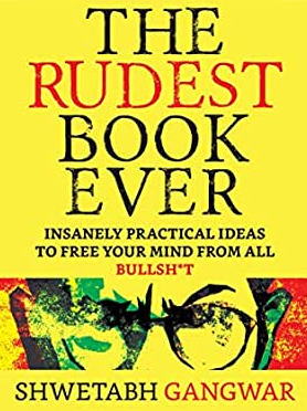 The Rudest Book Ever - Shwetabh Gangwar Image