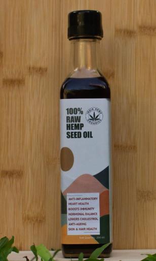Hemp Seed Oil Image