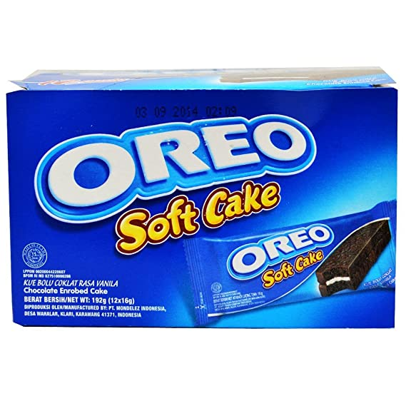Oreo Soft Cake Biscuit Image