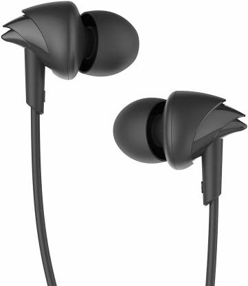 boAt Bass Heads 110 Super Extra Bass Wired Headset with Mic Image