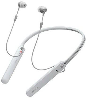 Sony WI-C400 Bluetooth Headset Image