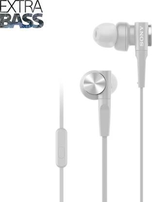 Sony XB55AP Wired Headset Image