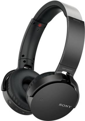 Sony XB650BT Bluetooth Headset Image