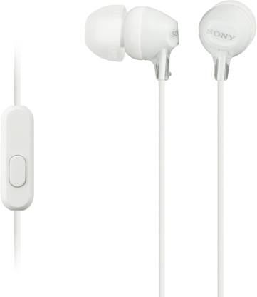Sony EX15AP Wired Headset Image