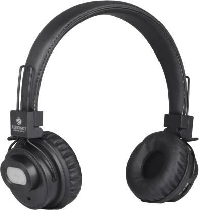 Zebronics Zeb-Fusion Bluetooth Headset Image