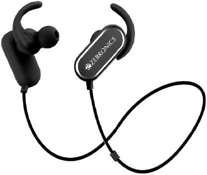 Zebronics Zeb-Run Bluetooth Headset Image