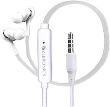 Zebronics Zeb-Temptation Wired Headset Image