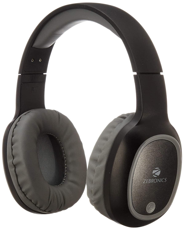 Zebronics Zeb-Thunder Wireless Bluetooth Headset Image