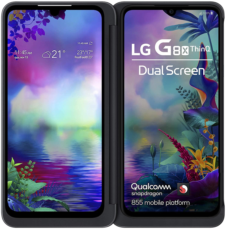 LG G8X ThinQ Image