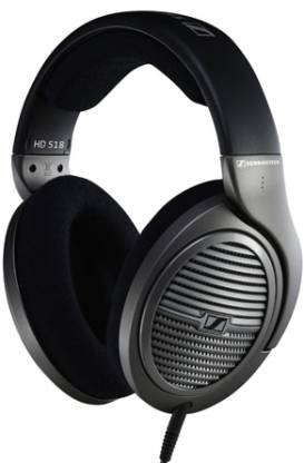 Sennheiser HD 518 Bluetooth Headset Image