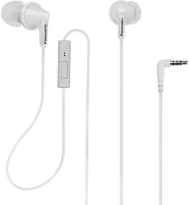 Panasonic TCM125EW Wired Headset Image