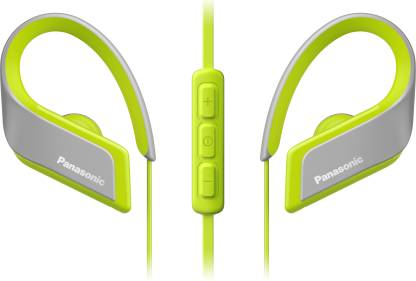 Panasonic RP-BTS35E Wired Headset Image