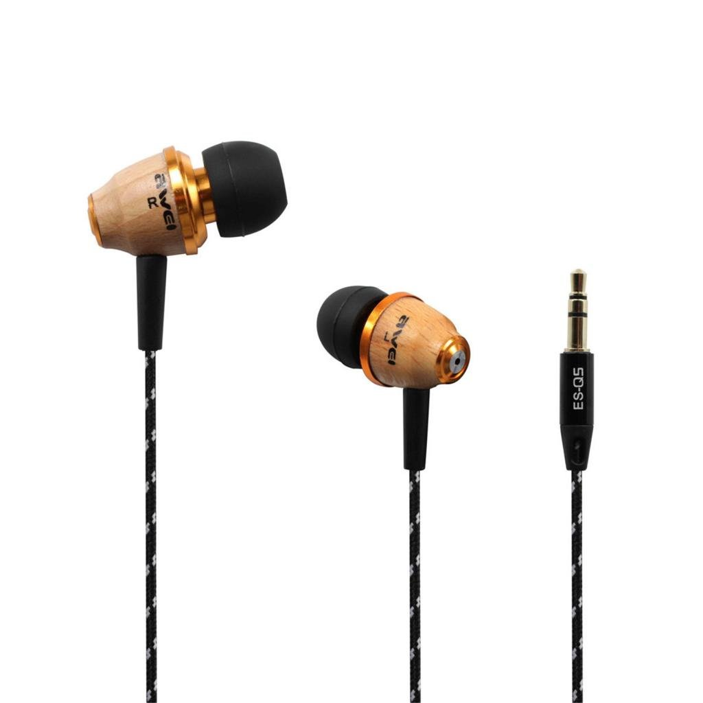 Awei ES-Q5 In-Ear Noise Isolation Earphones Image