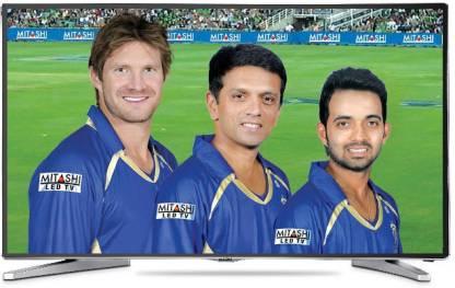 Mitashi 100.33cm (39.5 inch) Full HD LED Smart TV Image