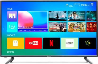 Sansui Pro View 124cm (49 inch) Full HD LED Smart TV Image
