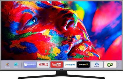 Sanyo 4K UHD 139cm (55 inch) LED Smart TV Image