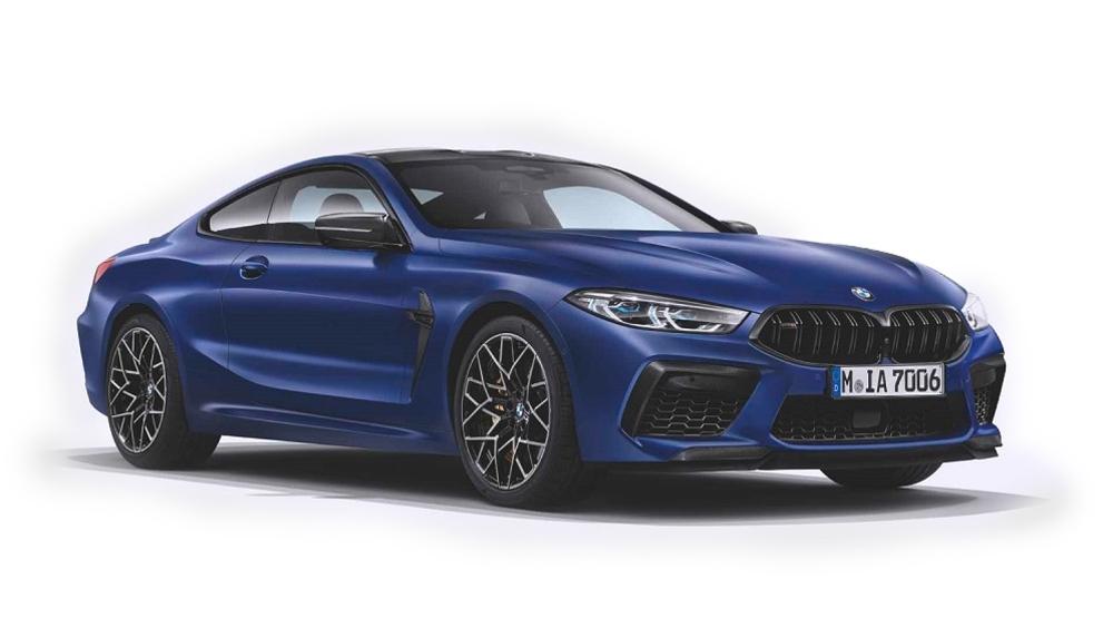 BMW M8 Coupe Image