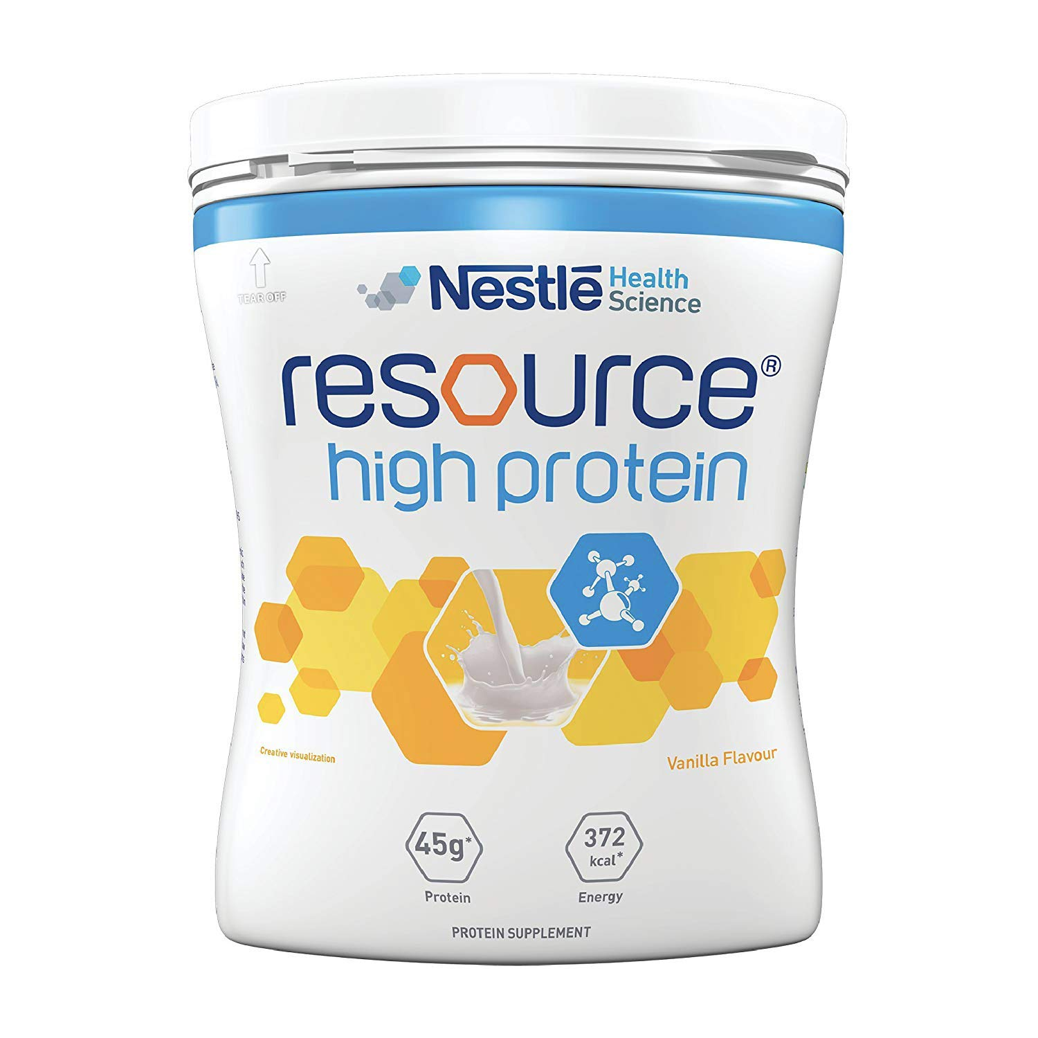 Nestle Resource High Protein Image