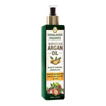 Himalayan Organics Moroccan Argan Oil Image